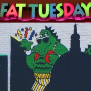 Fat Tuesday Mural