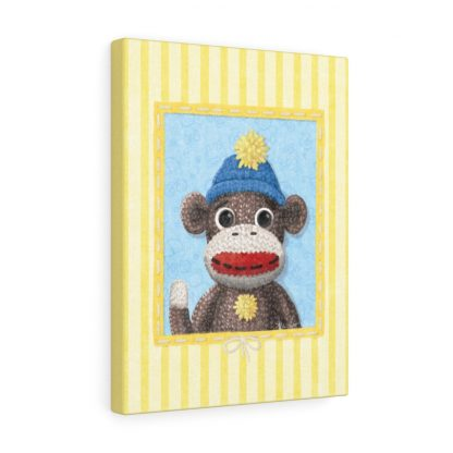 Sock Monkey Painting